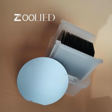 Plaquette de silicium poli 200mm T700um <100>
