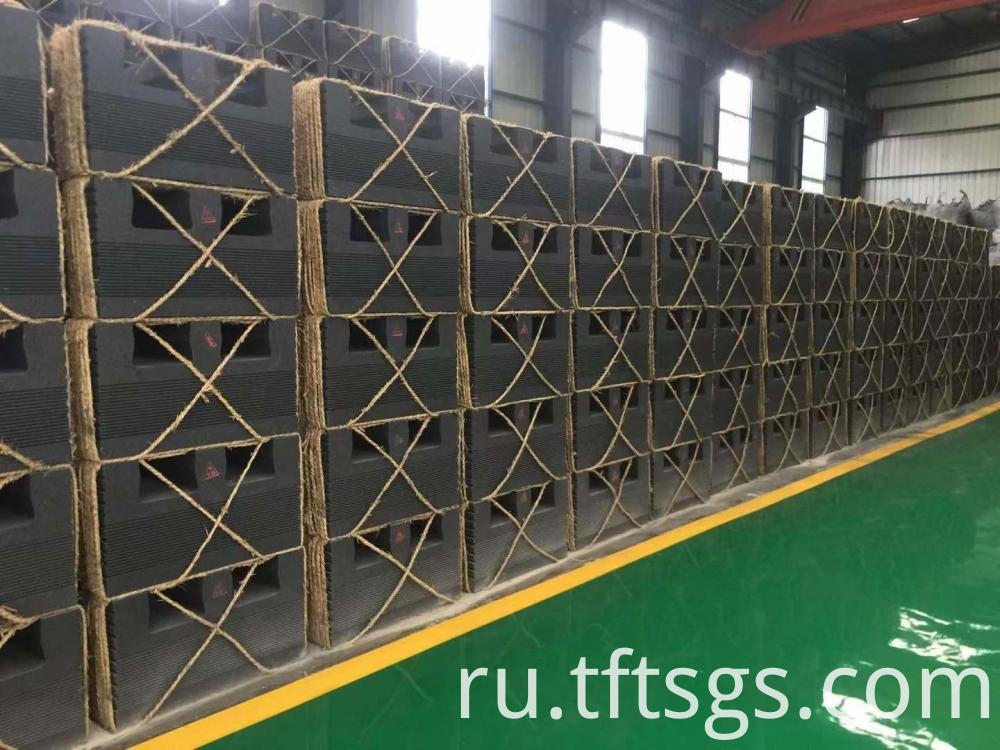 Graphitized Refractory Carbon Block