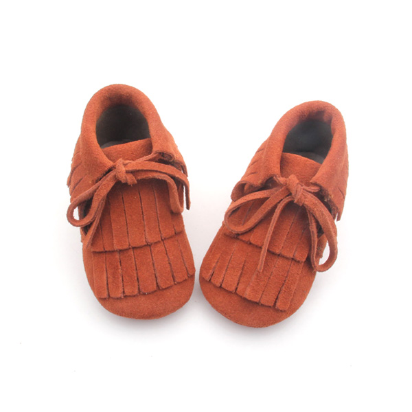 baby boots moccasins