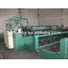 Diamond chain link wire fence machinery professional manufacture