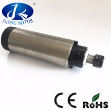 2.2kw water and air cooling cnc spindle motor with factory video