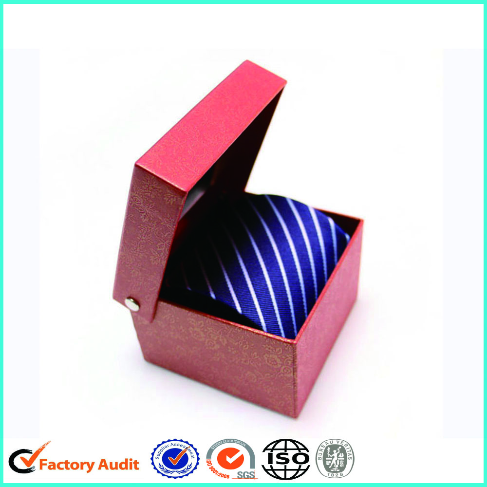 Tie Package Box Zenghui Paper Package Company 1 4