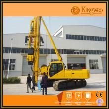 KINGWOO YD7 pieux machines d'entraînement marteau pieu hydraulique