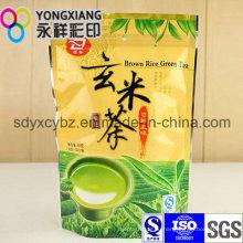 Специальная фольга для упаковки чая / кофе из специальной фольги с пищевым соком