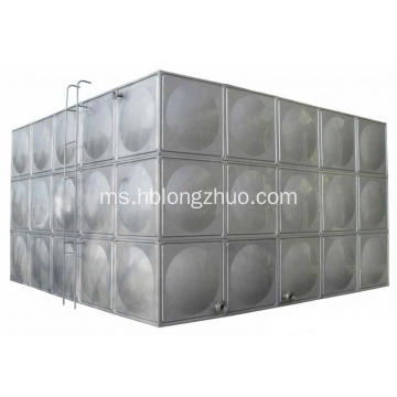 Makanan Grade Stainless Steel Water Storage Tank