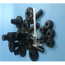 Professional gear manufacturing Stainless steel gear shaft