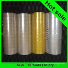 Rollo enorme de la cinta de BOPP del proveedor de la fábrica de China para el empaquetado