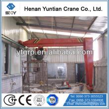 Top-Qualität tragbare kleine Lift Hoist Semi Goliath Kran