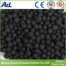 AC esférica de carbón activado utilizada para la purificación del aire