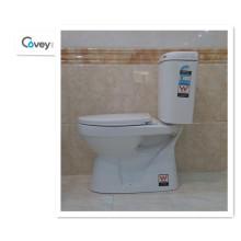 Lavabo de dos piezas lavabo / armario de agua (CVT8004)