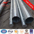 Steel Distribution Pole for 69kv Transmission Line