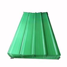 Folha de telhado de plástico ondulado