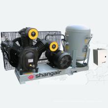 Воздушный компрессор высокого давления с воздушным баком ShangAir