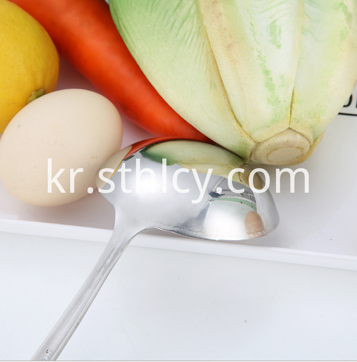 Stainless Steel Soup Ladle2