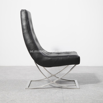 High Back Club Lounge Chair