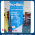 "Aluminum 24""x63"" Pop Up Trade Show Display"