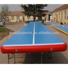 Wholesale Inflatable Air PVC Floor Mat Long Running Track Mats