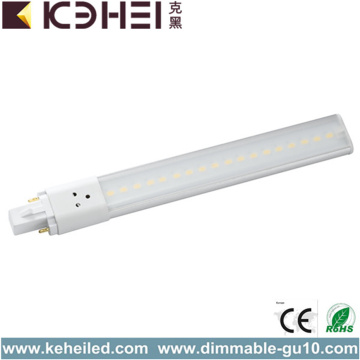 8W G23 LED Tubes 2 Pin PL Lights