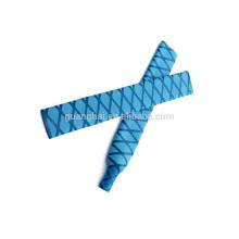 Luva de psiquiatra do calor do teste padrão da baixa tensão azul 30mm X para a Brassie