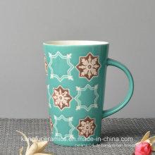Heiße Verkäufe Enamal Keramik Souvernir Becher
