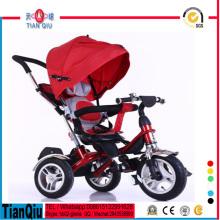 Bicicleta caliente vendedora caliente de los niños de la vespa de la rueda del triciclo del bebé del diseño nuevo 2016