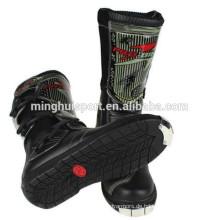 Motorradstiefel Moto Long Outdoor Sports Racing Boots Schutzausrüstung Motocross Reitstiefel Motorradstiefel Moto Long Outdoor Sports Racingstiefel Schutzausrüstung Motocross Reitstiefel