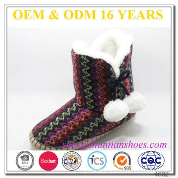 Fur Lined Ankle Boots For Women In Bulk