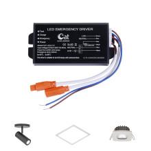 Kit de energia de emergência LED com bateria