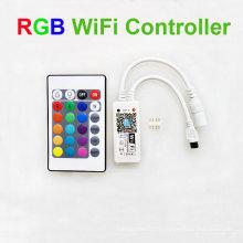 vente en gros Mini contrôleur de bande de LED WiFi RGBW pour les lumières de bande menées