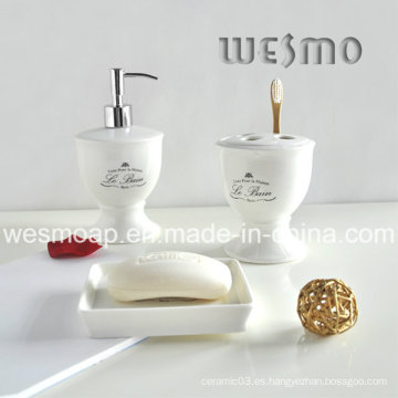 Accesorios de baño de porcelana de grado superior (WBC0560B)