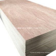 Venta caliente de madera contrachapada comercial con alto grado Pirce más barato