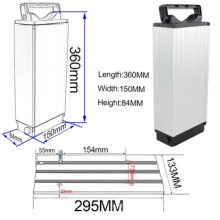 48v 20ah lithium battery pack for electric scooter lithium ion battery pack electric bike battery