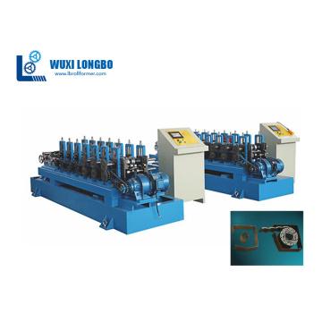 Roll Shutter Box Series Forming Machine