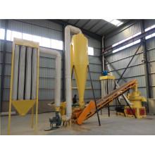 Pellet-Produktionsanlage, hölzerne Pellet-Making-Line