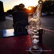 Hochwertige 9mm Dicke Glas Rauchen Rohr