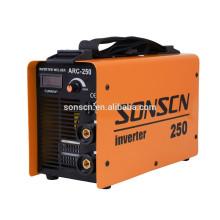Best portable arc inverter welder machine ARC250 good quality