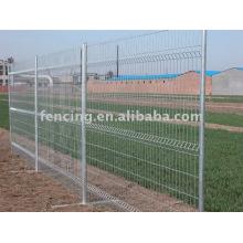 galvanized temporary wire mesh fence