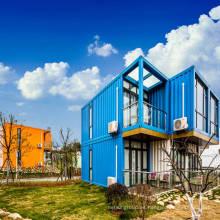 casa modular prefabricada del envase de la villa viva