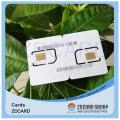 CPU tarjeta de chip / tarjeta de PVC tarjeta de plástico