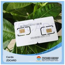 CPU-Chip-Karte / PVC-Karte Plastikkarte