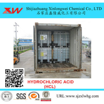 2018 Hot Selling Hydrochloric Acid