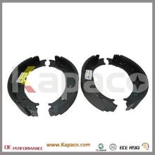 Hochwertiger Coper Bremsschuh-Auflage-Auskleidungssatz für KIA RIO (v.2) OEM OK30B2628Z OK30A2628Z FMSI S775-1527