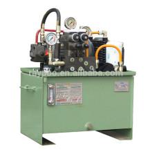 Bopp cinta de corte sistemas hidráulicos de la máquina