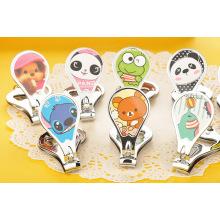 Cadeaux promotionnels créatifs Porte-clés multifonctions Porte-ongles à brosse à ongles