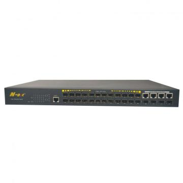 L2 + 24 SFP-poorten TP Gigabit Managed Switch