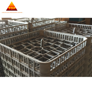 Heat Treatment Fixture Baskets For Furnace