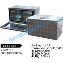 china factory OEM Aluminum tool box