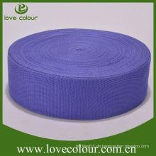 Fabrik Custom Eco-friendly Bambus Gurtband für Hundehalsband