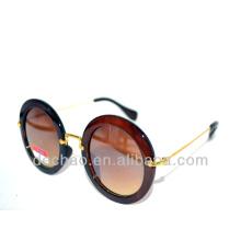 2014-retro-Design-Sonnenbrillen für den Großhandel Runde Form