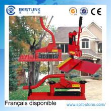 Handgeführten manuellen Betoneinbau Block und Ziegel Teilen Maschine